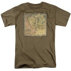 Middle Earth Map Lord Of The Rings T-Shirt Shop Middle Earth Map Lord Of The Rings T-Shirt Officially Licensed. Available on many styles, sizes, and colors.