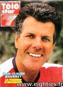 Jean-Claude Bourret : l'extra-terrestre – 13h & 20 h – TF1 1975-1987, La 5 1987-1992