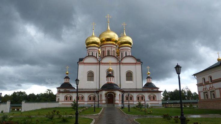 Fotografía: Adriana Santana Varela - Monasterio Valday,Rusia