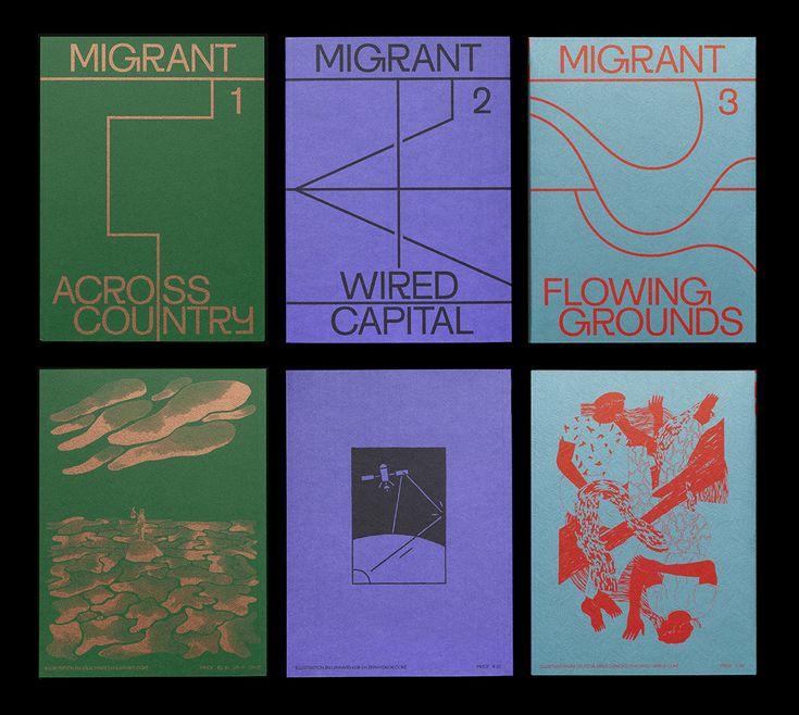 Offshore Studio: Migrant Journal