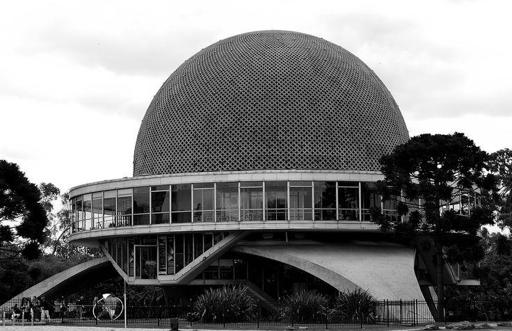 Planetário Galileo Galilei, Buenos Aires, Argentina, Enrique Jan, 1966