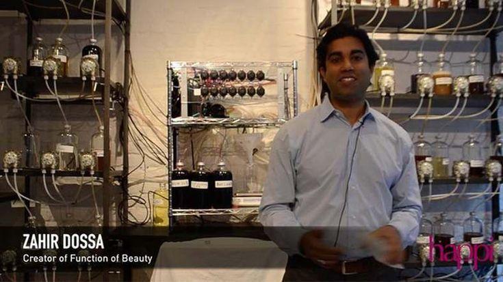 Webtekno ///  MIT Mezunu Genç Girişimci Kişiye Özel Şampuan Üretiyor
