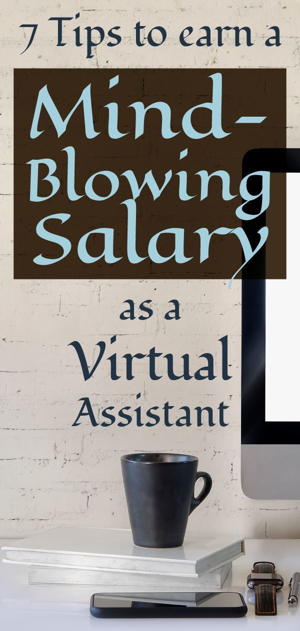 How to Earn a Decent Salary as a Virtual Assistant – Earn money right from your pc.