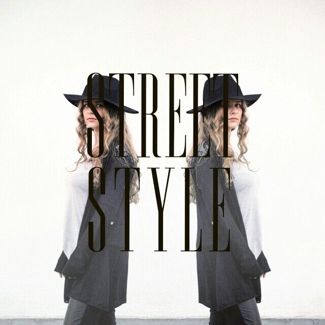 #streetstyle #outfit #quote #hat #h&m #stradivarius #blonde