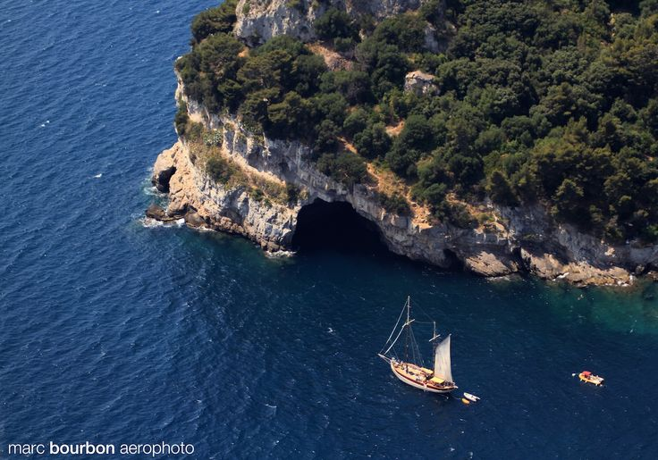 la grotte des pirates Le Pradet France