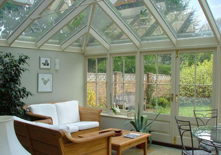 Conservatory near Marlow, Bucks