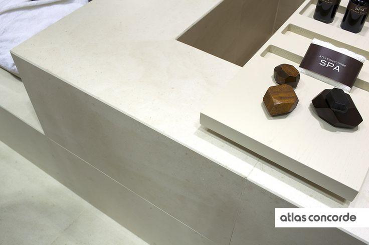 #Concept #SPA | #Cersaie | #AtlasConcorde | #Tiles | #Ceramic