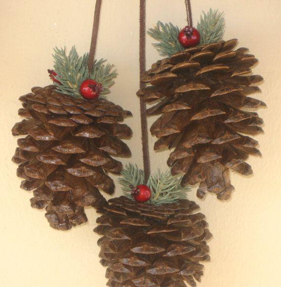 Winter Pine Swag Wreath van Ghirlande op Etsy