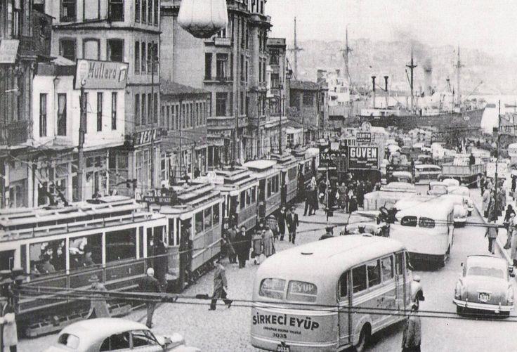 Sirkeci / 1950′ler