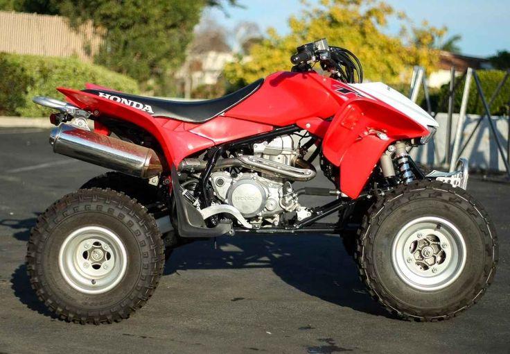 New 2014 Honda TRX 450ER ATVs For Sale in California.