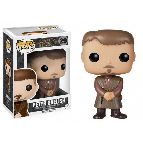 Funko Pop! Petyr Baelish, Game of Thrones, HBO, GOT, Funkomania, Séries