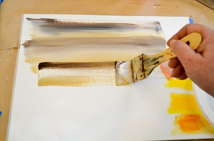 Best 25 Faux Wood Paint Ideas On Pinterest Metal Garage