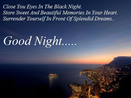 Good Evening Facebook | Good Night Sms For Facebook