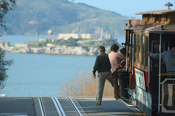 Alcatraz and San Francisco City Tour - Lonely Planet