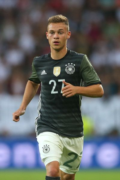 Joshua Kimmich of Germany during the international friendly match between Germany and Slovakia at WWK-Arena on May 29, 2016 in Augsburg,  GermanySlovakia - International Friendly