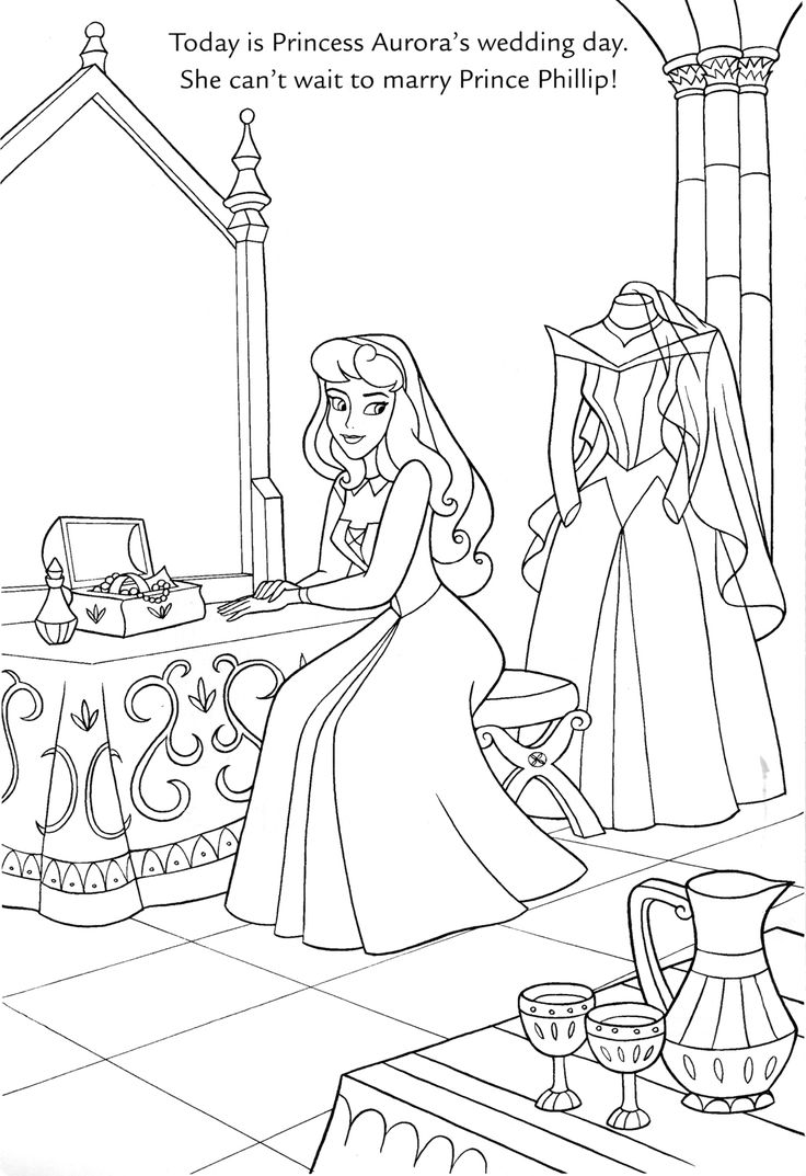 Coloring pages 321 - Disney Coloring Pages