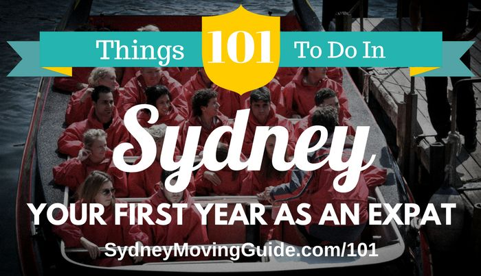 101 Things to do in Sydney your first year as an expat. A list that ranges from the super touristy to exclusive to expats and new Sydneysiders. Never a dull moment living in Australia.
