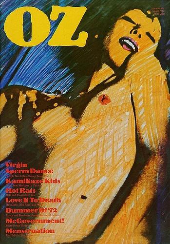 oz magazine