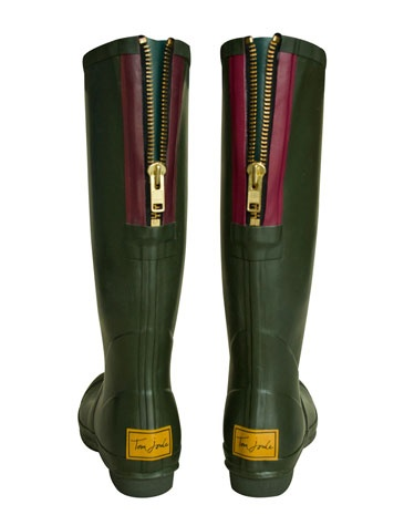 Joules wellies- I want these beauties!