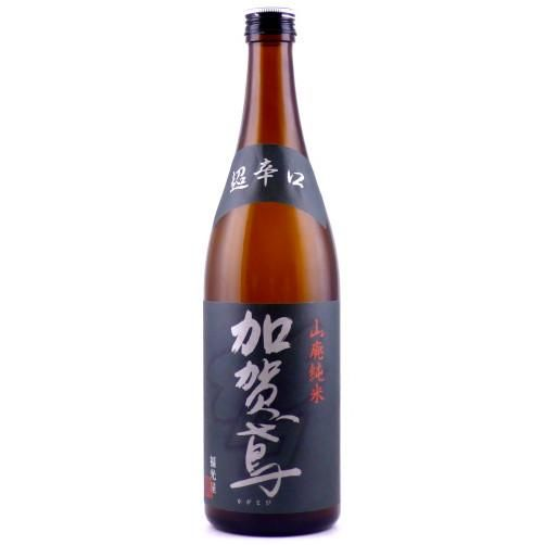 Smoky yet dry, we love this sake because it's got a lot going on in terms of body but has a nice, clean finish. Don't expect any pretty aromas from this studly
