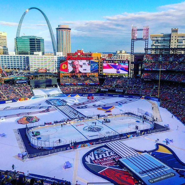 The 2017 NHL Winter Classic | St. Louis, MO
