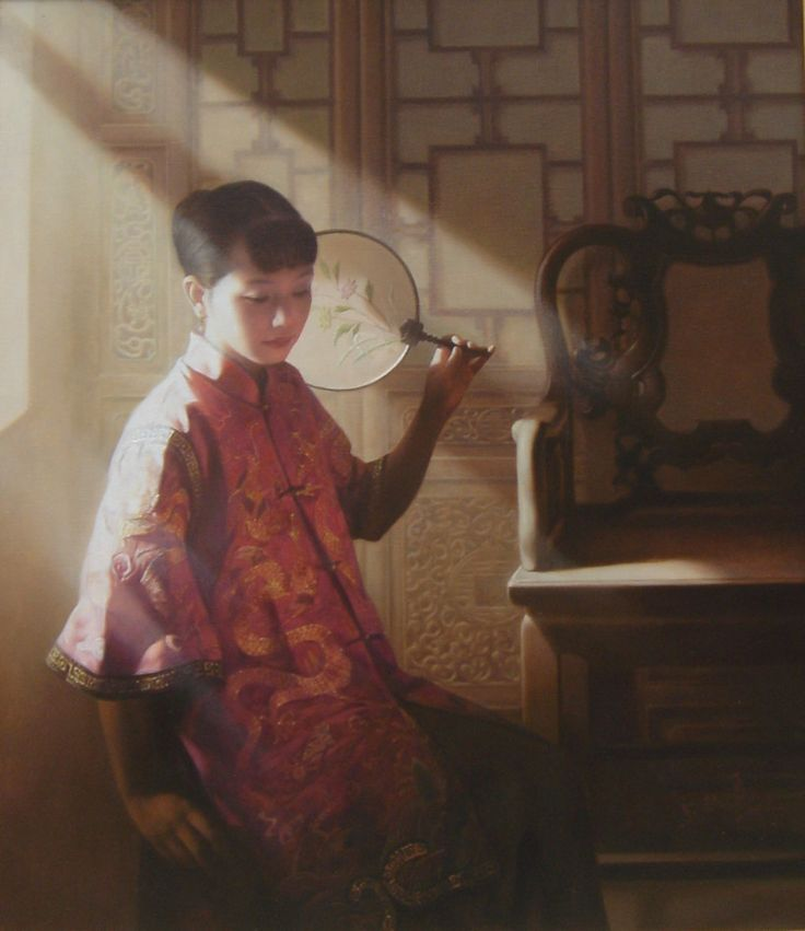 33 best chinese art images on pinterest china painting antiques zhu yiyong 4 sciox Gallery