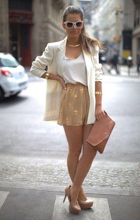 Beyaz blazer ceket en güzel nasıl kombinlenir #moda #alışveriş #blazerceket