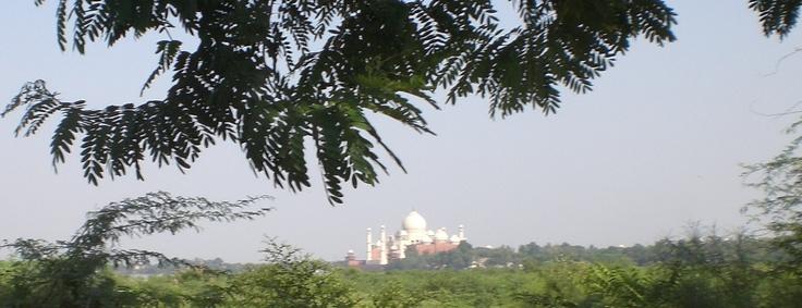 Agra, el Taj Mahal