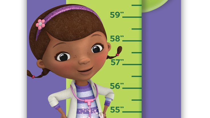 A young black girl becomes a doctor to her toys. Dr. Myeisha Taylor hopes girls of color are inspired Disney Junior channel