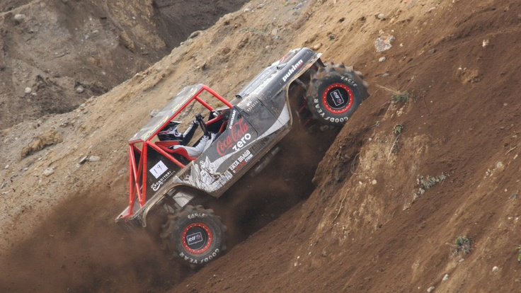 Iceland's Formula Offroad Jeeps Are Absolutely Insane