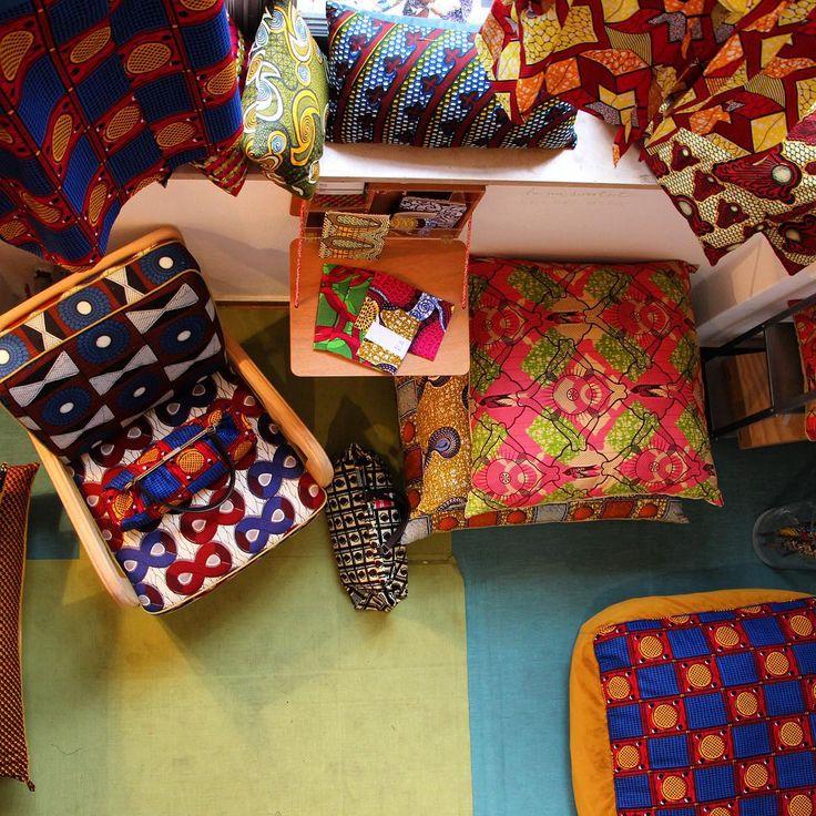 waxmax.it. African FabricAfrican PrintsAfrican InteriorWestern DecorFabric  DesignAfrican StylePrint PatternsFunky ...