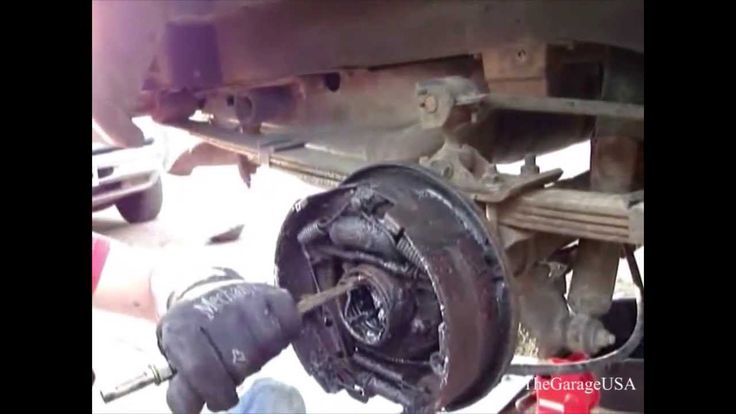 How to Replace Wheel Bearings on a Jeep Part 1