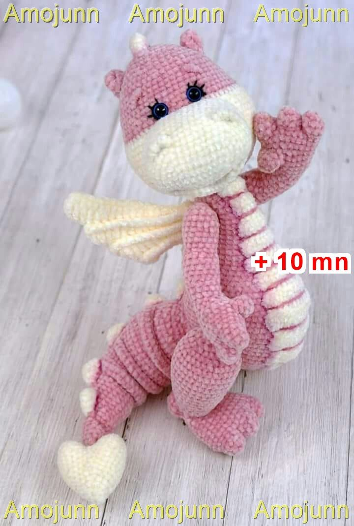 Amigurumi Lion crochet tutorial - YouTube | 1069x720