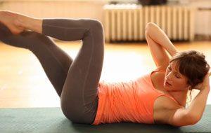 Pilates : les fessiers, l'intérieur des cuisses et les hanches