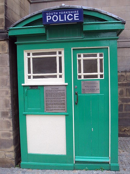 The Yorkshire Dr Who navigates a slightly different TARDIS