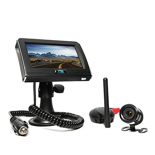 Rear View Safety Wireless Backup Camera System with Cigarette Lighter Adaptor RVS-091406 (Black)  http://www.lookatcamera.com/rear-view-safety-wireless-backup-camera-system-with-cigarette-lighter-adaptor-rvs-091406-black-2/