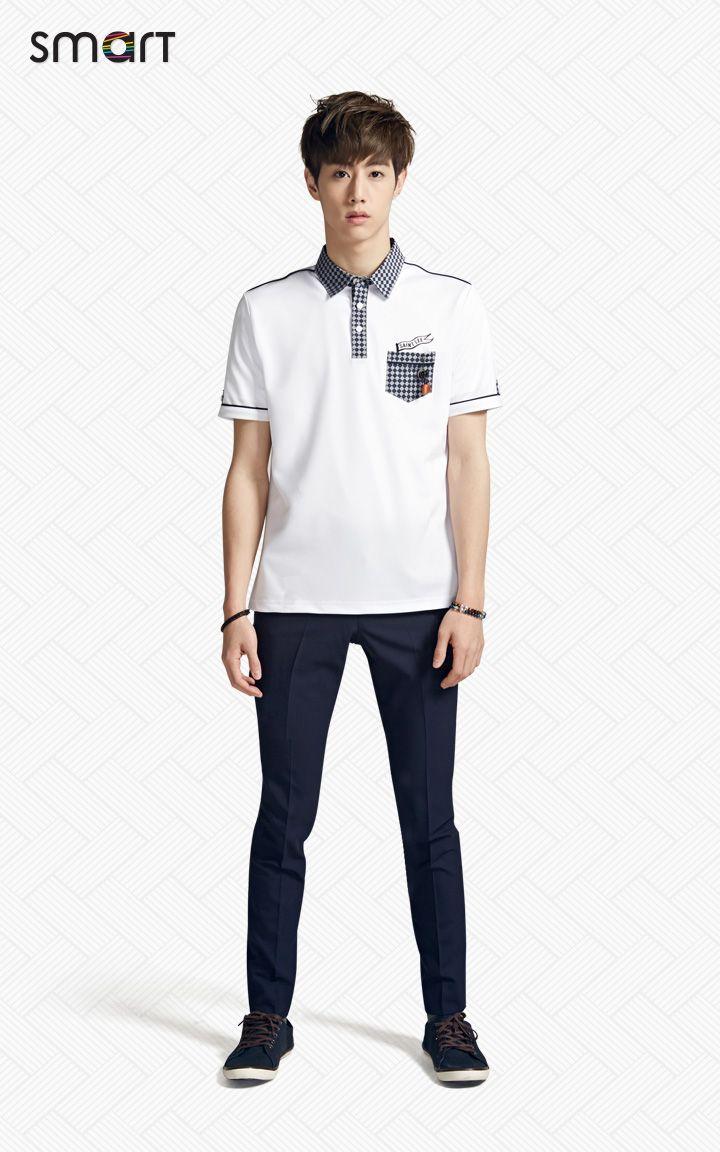 Mark | GOT7 SMART Uniform CF