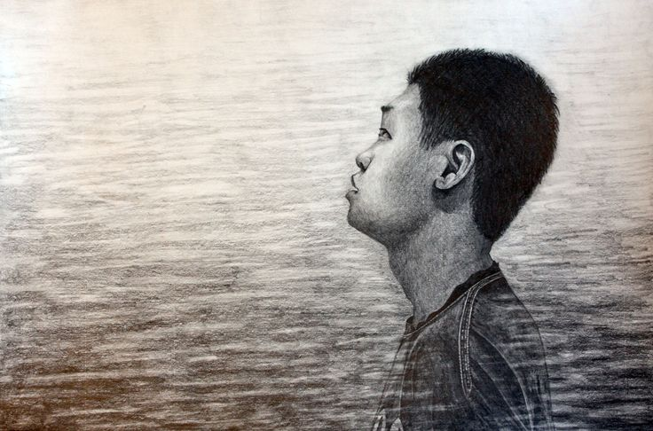 Sean Chen, AS Painting, Year 12