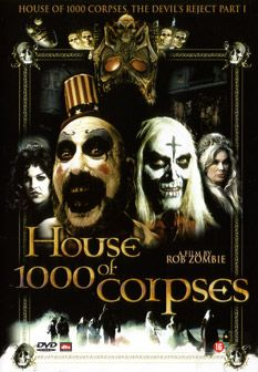 #Houseof1000Corpses // from the amazing mind of @RobZombie