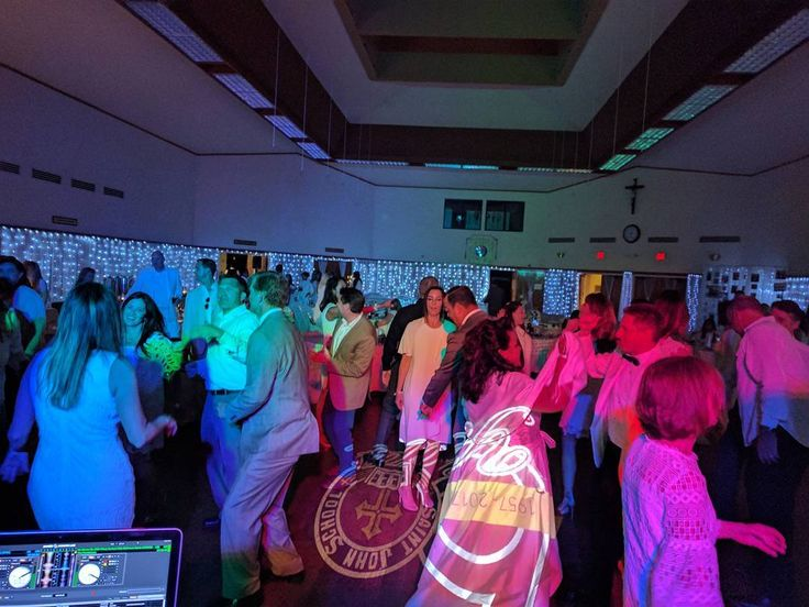 Last night at St John Catholic School's fundraiser was all about the staff and parents! Since it was a kid-free event I had to do a special set and take it back to the club 80's style! These are the songs that I played that were probably the most surprising and yet had huge positive reactions. How many of them do you know?  1. Gucci Crew II - Sally (That Girl) 2. Stephen TinTin Duffy - Kiss Me 3. L'Trimm - Cars That Go Boom 4. JJ Fad - Supersonic 5. MC Breed - Ain't No Future In Yo Frontin…
