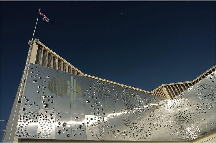 The #Australia Pavilion at #Expo2005 #Aichi #Japan #Worldsfair  Architect and Creative Design #studio505 Exhibition and Production Designers  #ThinkOTS Exhibition Designers