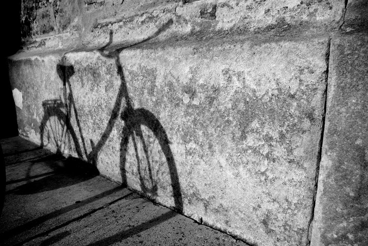 Bike shadow 3