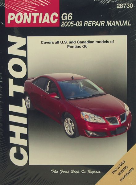 Pontiac G6 Chilton Repair Manual 2005-2009: Total Car Care is the most complete step-by-step automotive… #CarParts #AutoParts #TruckParts