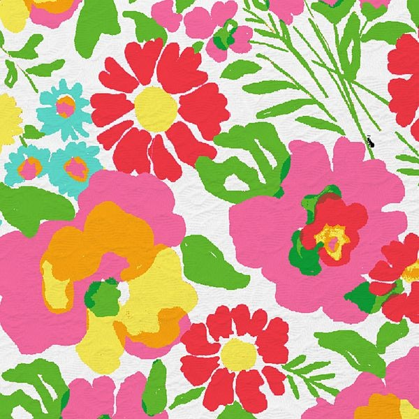 Lilly Pulitzer Garden By The Sea Pattern  Summer 2012