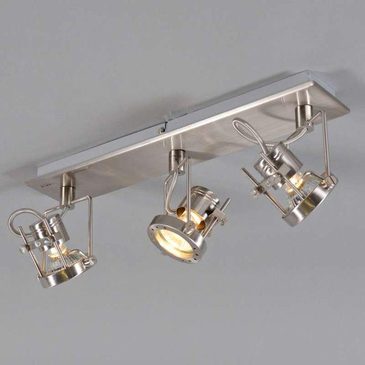Spot Suplux 3 - Lampy sufitowe LED - Oświetlenie LED - lampyiswiatlo.pl