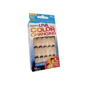 Broadway Color Changing Nail Kit Sunrise (Pack of 2) by Broadway. $17.99