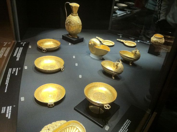 Dacian Gold treasure from Sannicolau Mare