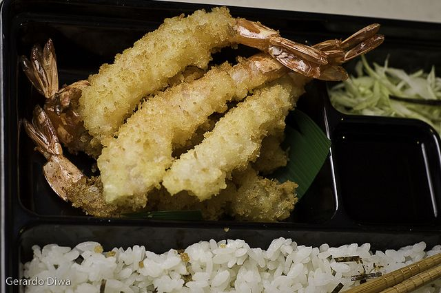 Photo of Ebi Tempura, Japanese food recipe & food photography All rights reserved 2010. It's great