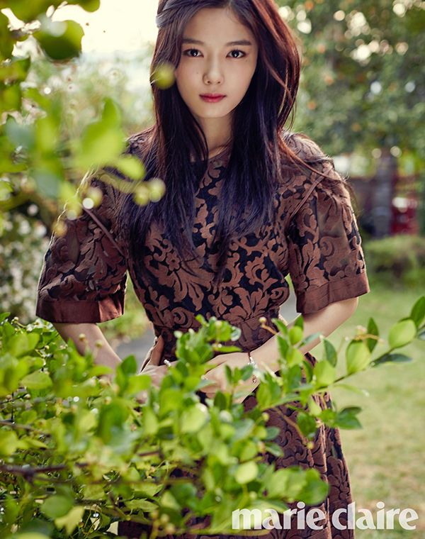 Kim Yoo Jung on @dramafever, Check it out!