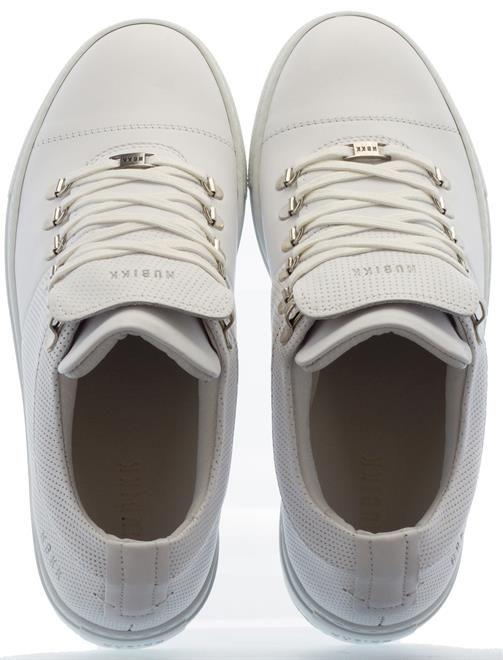 Mooie witte gympen van Nubikk, shop ze nu bij SHUZ!